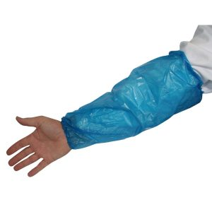 Disposable Oversleeves With Elastic Arm And Wrist